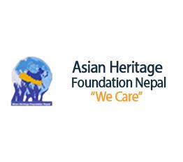 Asian Heritage Foundation Nepal
